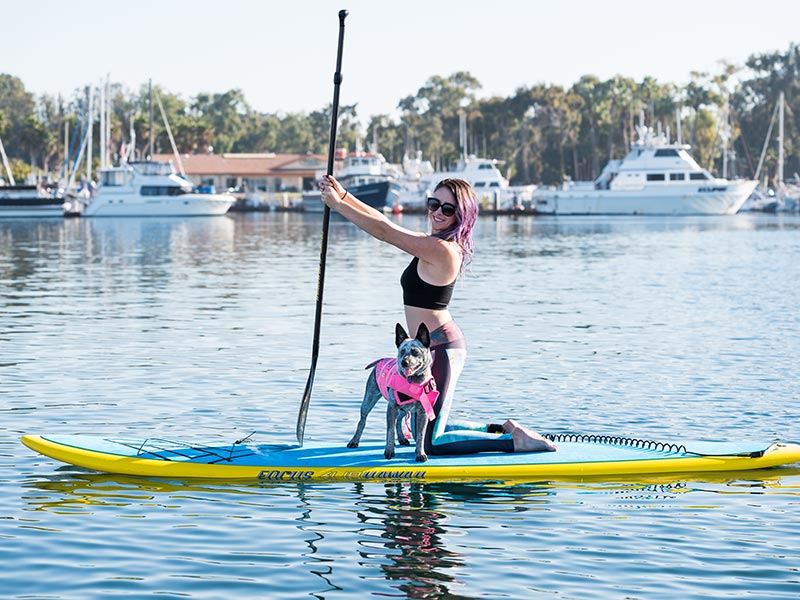 Paddle With Your Dog